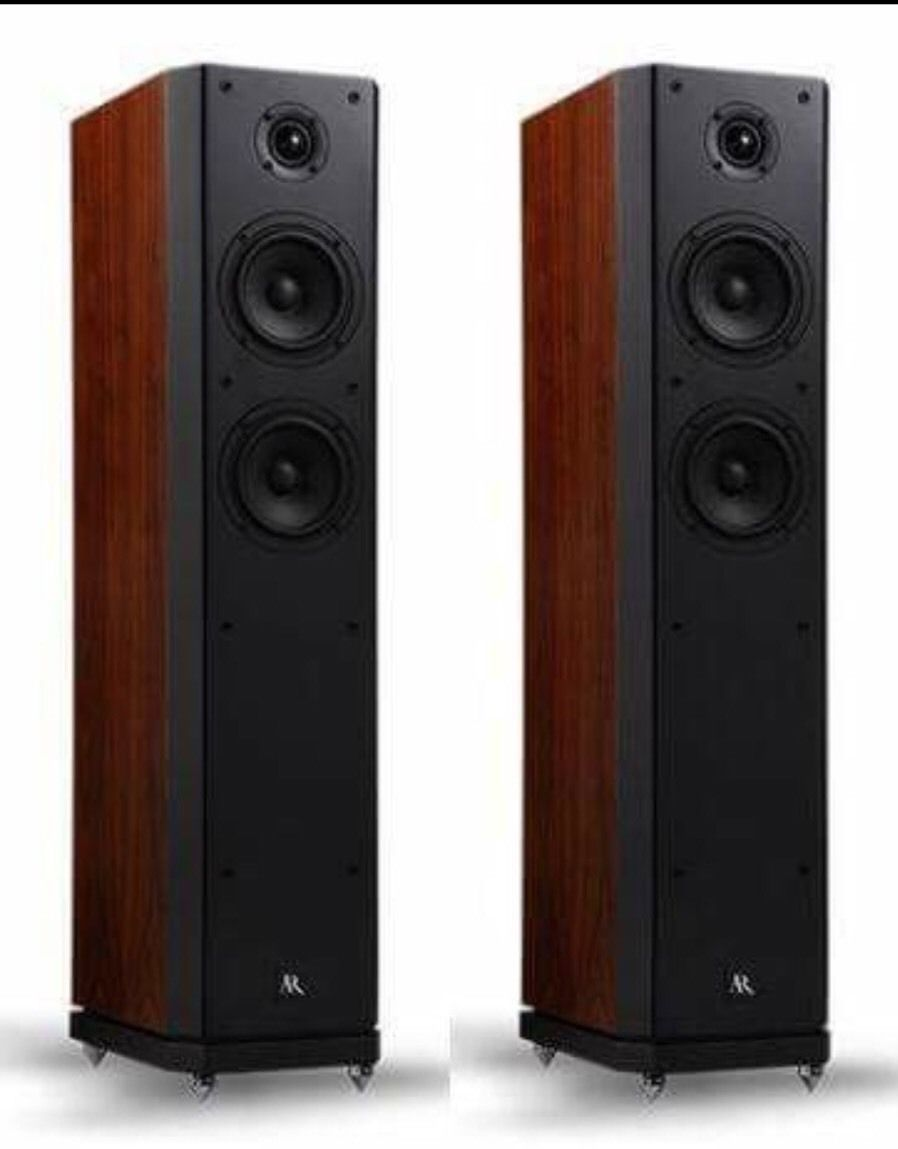 Acoustic Research 80t Floor Standing Speakers Pair